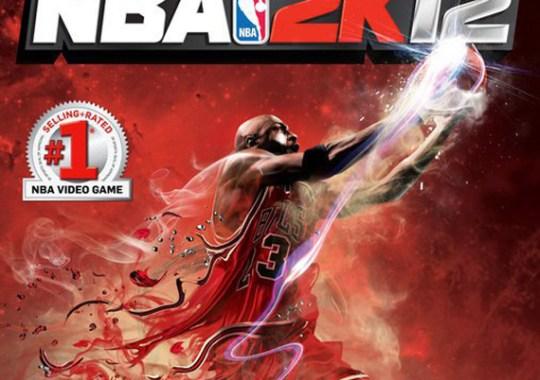 Michael Jordan On Cover Of NBA 2K12