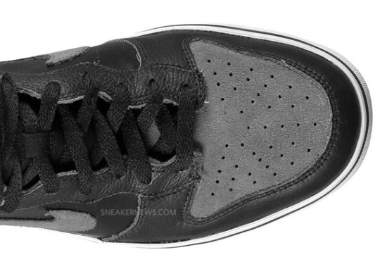 Nike 6.0 Dunk SE High – Black – White – Dark Grey