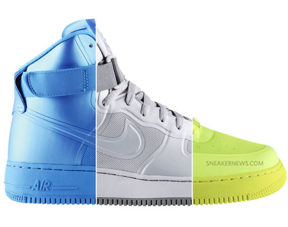pretty nice 1b73a f1391 Nike Air Force 1 High Hyperfuse Premium – Available   Nikestore