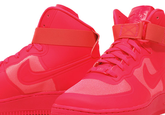 nike air force 1 hi hyperfuse trainers sale