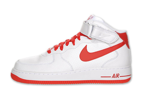 Air Force 1 Nike Red