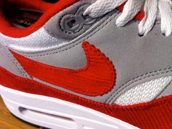 buy popular 36a4e 21da8 Nike Air Max 1 iD - Finished Euro Samples - SneakerNews.com
