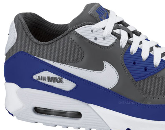 low priced 83c80 008ad new Nike Air Max 90 Midnight Fog Neutral Grey White