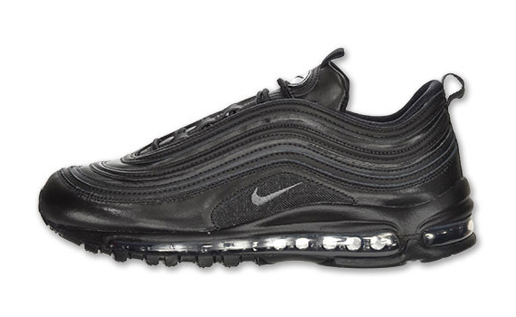 Nike Air Max 97 Black Leather