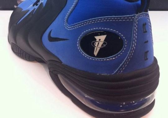Nike Air Penny 3 Ripstop – Black – Royal Blue