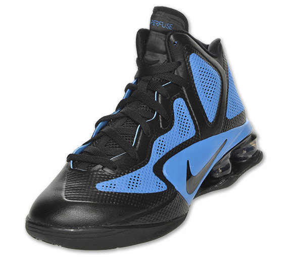 Nike Air Shox Hyperballer Varsity Royal Black 454154-002. show comments 8b923ec3e