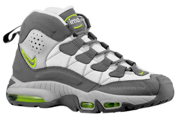 Nike Air Trainer Max '96 White Volt Neutral Grey