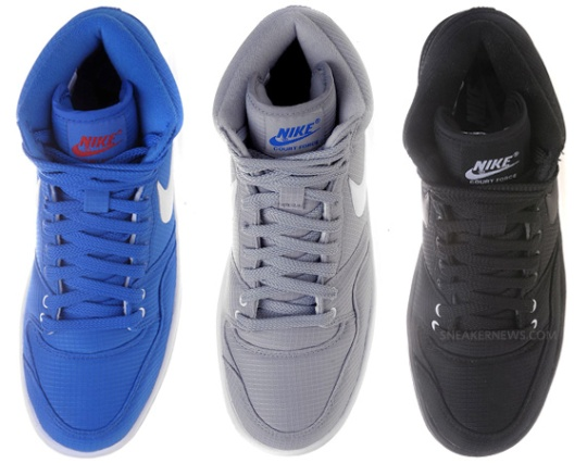 Nike Court Force High 'Ripstop Pack'