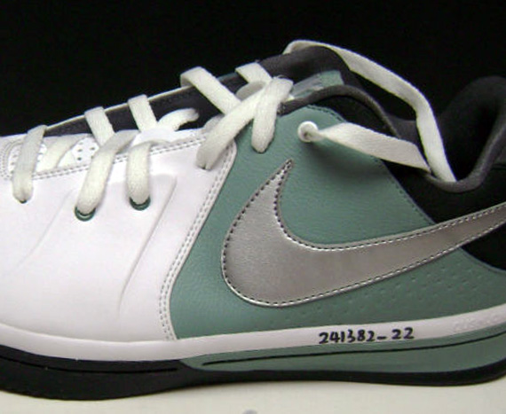 Nike Cradle Rock Low 2011 White Metallic Sishoeser Cannon