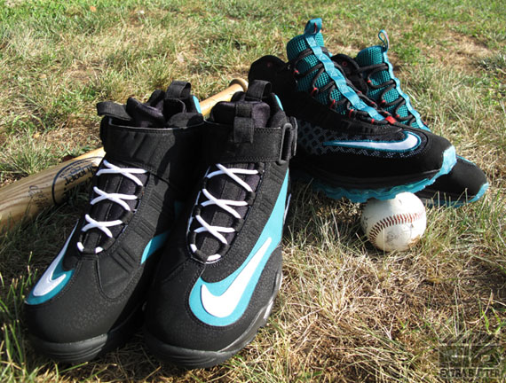 Nike Air Max Griffey  Freshwater  Releases   Extra Butter ... 789810702787