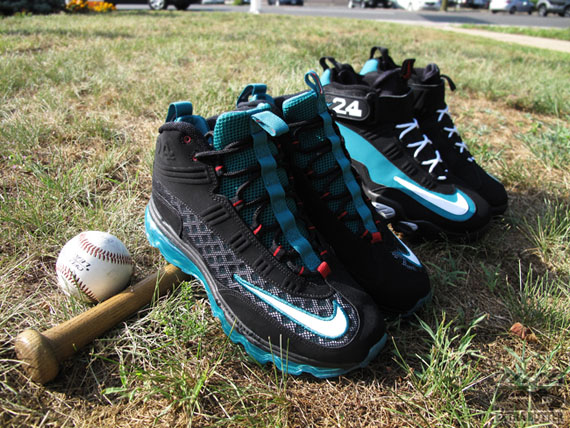 low priced 3577a ee9f7 Nike Air Max Griffey 'Freshwater' Releases @ Extra Butter ...