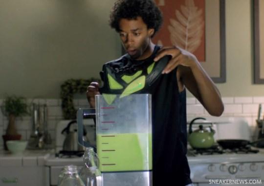 Nike 'Hyperfuse Blender' Video