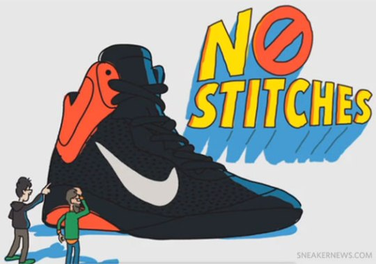 Nike Hyperfuse 'Tales From The Kitchen' – Animated Video