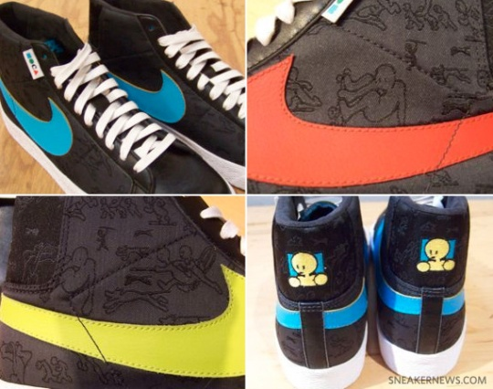 MOCA x Lance Mountain x Nike SB Blazer High – Available on eBay