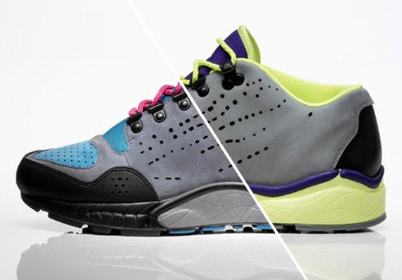 Nike Air Max 90 PREM TAPE Womens Shoes Black Moon ZDIA3