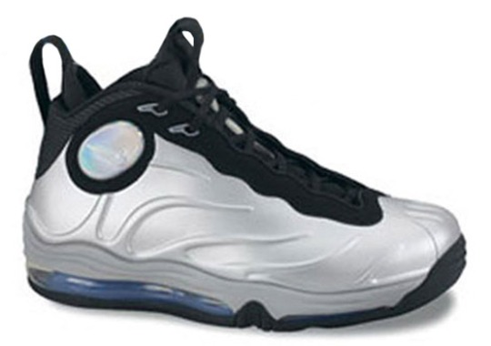 buy popular 8d73a f4f0e Nike Total Air Foamposite Max – Metallic Silver – Black   Release Date