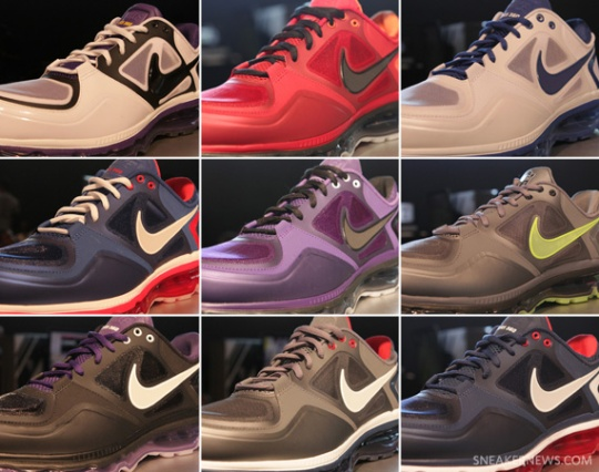 Nike Trainer 1.3 Max – Fall 2011 Preview