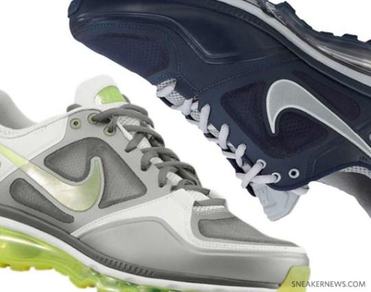 Nike Trainer 1.3 Max – Volt – Grey + Obsidian – Silver