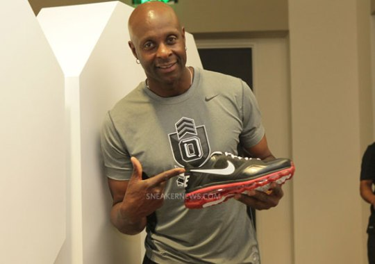 on sale 58d55 611dc Jerry Rice x Nike Trainer 1.3 Max
