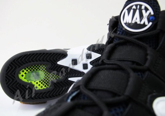 Nike Air Max Uptempo 2 – 'Duke' | Detailed Images