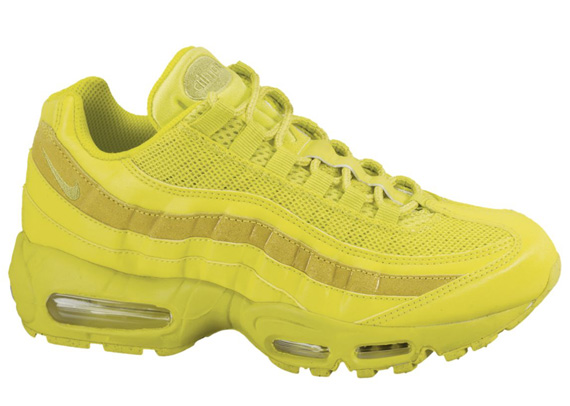 new style 2ca86 b6c06 Nike WMNS Air Max 95 - High Voltage - Sonic Yellow ...