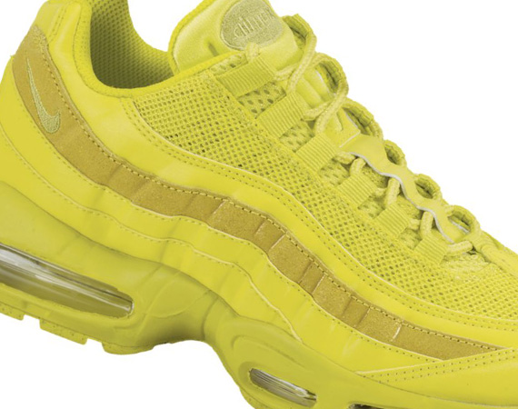 new product ef3b0 a1a52 Nike WMNS Air Max 95 – High Voltage – Sonic Yellow