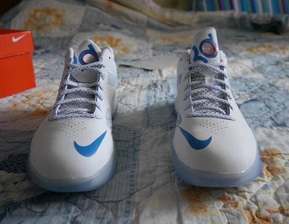 Nike Zoom KD III - Scoring Title Home PE | Available on ...  Nike Zoom KD II...