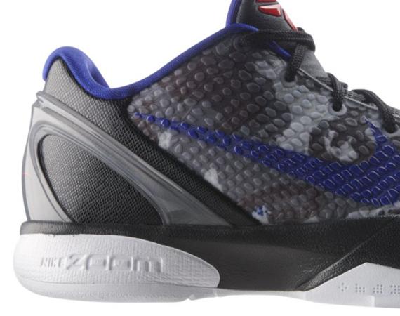 fc088406f5ca Nike Zoom Kobe VI - Grey Camo - Concord