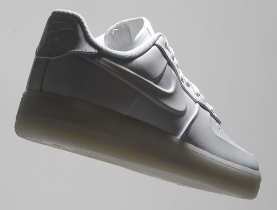 Nike Air Force 1 Low VT Premium QK White New Images