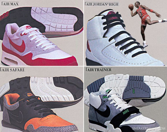The Greatest Year In Nike History - 1987 Catalog Scans - SneakerNews.com ec16f6e68dae