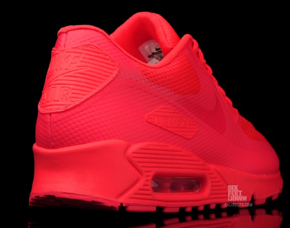 eb3b9869 Nike Air Max 90 Hyperfuse - Solar Red - SneakerNews.com