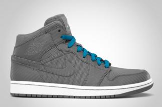833ee077dcb Air Jordan 1 Phat 09 xx 2011. Cool Grey Imperial Blue – White 364770-003   100.00
