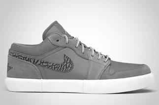 Air Jordan Retro V.1 09 xx 2011. Cool Grey Anthracite-White 481177-010 37d2a4bde