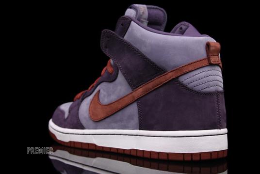 Nike Sb Dunk High Prugna 6eBy0fIQ1w