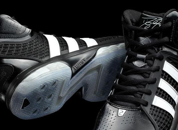 huge selection of 6e604 a18e0 ... adidas adiPower Howard - Black - White - SneakerNews.com ...