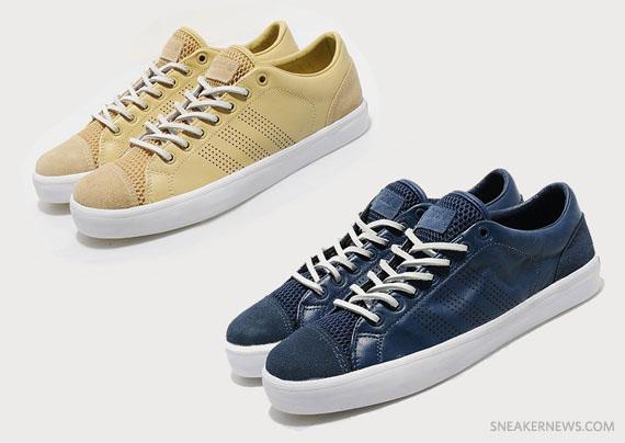 adidas Originals x David Beckham Doley Lux Available