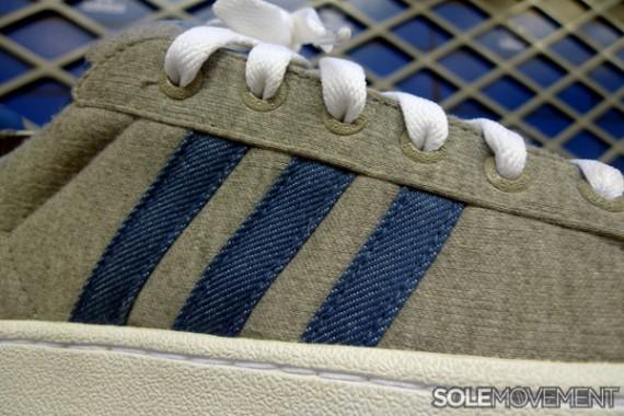 adidas Originals Superstar II – Grey – Blue – White – Denim