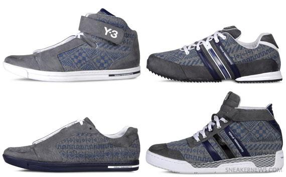 abaf35113b45d adidas Y-3 Norwegian Wool Pack - SneakerNews.com