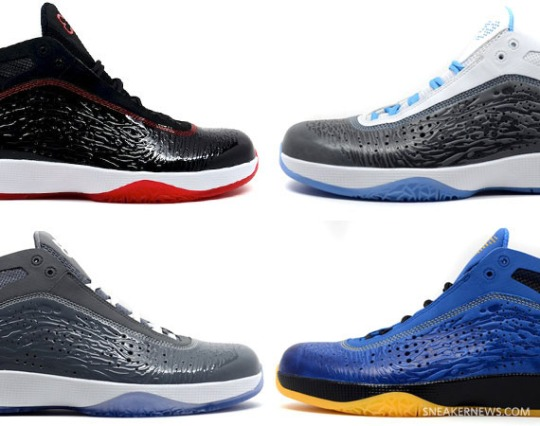 Air Jordan 2011 iD Samples