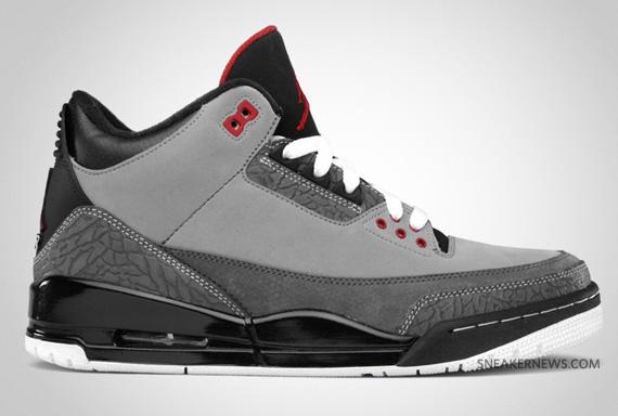 Nike Air Jordan 3 Furtif Rétro nH0kR70