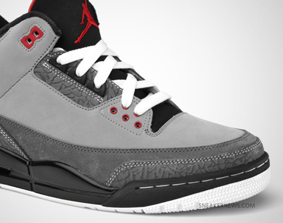 sports shoes d9709 25d67 Air Jordan III  Stealth  Release Date
