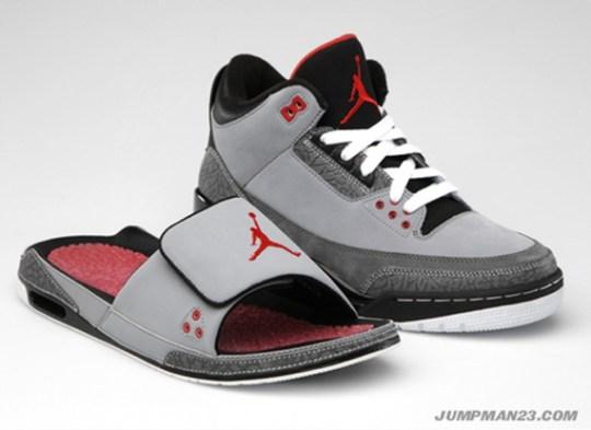 Air Jordan 3 'Stealth Pack'