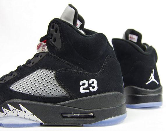 2011 Jordan 5 Og Métallique
