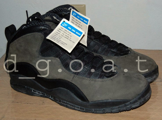 a5504b46130eb4 outlet Air Jordan X Shadow OG Sample on eBay - ramseyequipment.com