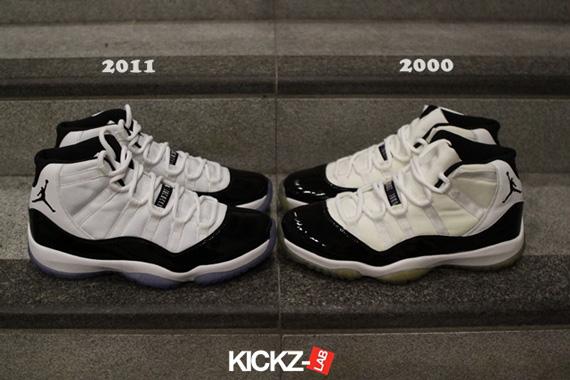 Nike Air Jordan Xi Daccord 2000