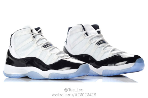 los angeles 6470a 734aa Air Jordan XI 'Concord' 2011 - Release Date - SneakerNews.com