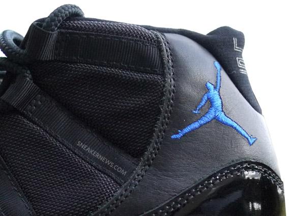 2c91b21a318 Air Jordan XI Space Jam -  45  Sample - SneakerNews.com