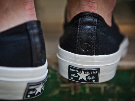 e9136bbf63a1 CLOT x Converse Chuck Taylor Low - Fall Winter 2011 - SneakerNews.com