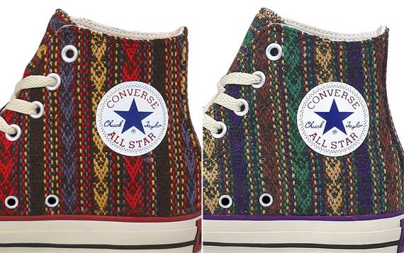 Converse All Star N Wool Hi August 2011