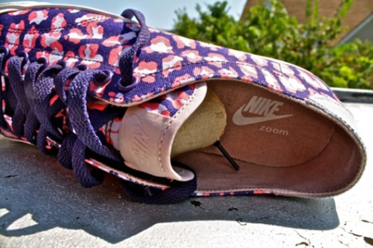 fragment design x Nike All Court 2 Low 'Leopard'
